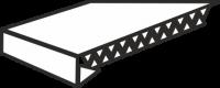 Подоконники ПВХ каталог