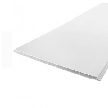 Панель ПВХ 3000*250*10 белая матовая